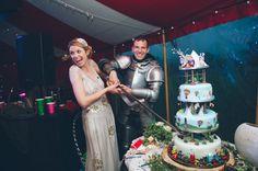 Alice & Matt – A Real Wedding at Glastonbury