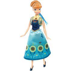 "Disney Frozen Fever Birthday Party Anna Doll - Mattel Girls - Toys ""R"" Us; $14.99"