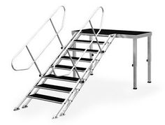 *SCA-03 Stage Deck with SPS Stairs
