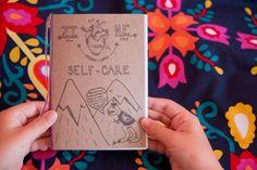 Interactive Intro to Self Care Zine