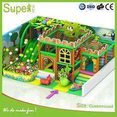 popular naughty castle kids plastic playground indoor playground toy