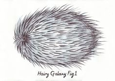 Hairy Galaxy
