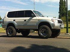 Toyota Lc, Pick Up 4x4, Suv Camper, Lexus Gx470, Toyota Land Cruiser Prado, Offroad, Luxury Cars, Motors, Nissan