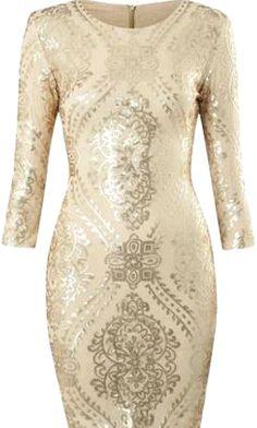 Golden dress perfeeeeect