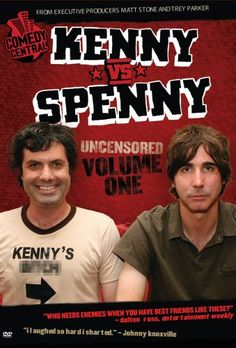 Amazon.com: Kenny vs. Spenny: Volume One - Uncensored: Kenny Hotz, Spencer Rice, Tzafi Hotz, Sebastian Cluer, Donny Rose, Miriam Hotz, Ronnie Hotz, Matt King, Bianca Gross, Andre H. Arruda, Marco Porsia: Movies & TV