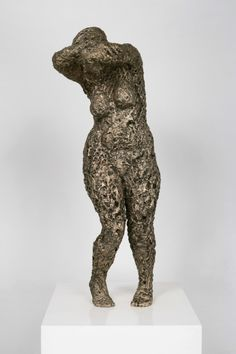 Manuela Holzer, Cringing Shadow, 2017 Artist, Lion Sculpture, Statue, Wilmot
