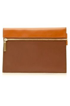 420740a198ef Small Zip Pouch by VICTORIA BECKHAM BAGS Victoria Beckham Bags