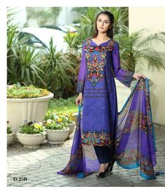 Sitara Textiles Sitara Jhilmil Summer Lawn Collection 2015