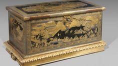 Alors que le Rijksmuseum d'Amsterdam vient de refaire peau neuve, il a acquis, dimanche, un coffre japonais ayant appartenu à Mazarin. L'achat a été possible grâce à l'appel aux plus grands mécènes des Pays-Bas. Ce trésor de l'ère Edo (entre 1630 et 1640) a été adjugé 7,311 millions d'euros, frais compris, lors de la 25e vente du château de Cheverny, alors qu'il était estimé à peine 200.000 euros.