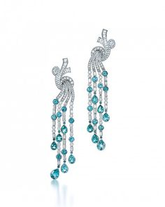 Tiffany & Co. Blue Book 2015: The Art of the Sea #jewelry