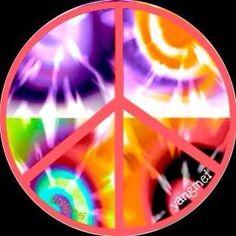 Peace Sign Art...m