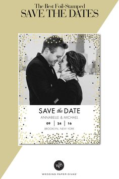 Discover premium wedding invitations and save the date cards on a budget with Wedding Paper Divas. With hundreds of designs, from foil-stamped, laser-cut to letterpress, find the wedding invitation of your dreams. Make every detail perfect on your big day, at prices you can feel good about.