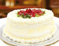 Aprenda a fazer bolo de aniversário diet - NUTRIÇÃO - Viva Saúde Mais