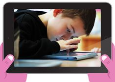 Does too much screen time harm kids' eyesight? (via Slate)