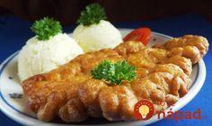 Recept: Ez a bunda csúcs! Hungarian Recipes, Hungarian Food, Kefir, Pavlova, Feta, Mashed Potatoes, Macaroni And Cheese, Lamb, Goodies