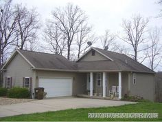 One Level Living Ranch Home with finished Basement on 2 Lots. Well Maintained home has open Living Room and Eat-In Kitchen has lots of Cabinets and Pantry plus a Formal Dining Room. There is a nice Screened-In Deck off the Living Room. Large Master Bedroom/Bath has a Walk-In Closet, Tub/Shower and Linen Closet. There are 3 Bedrooms and a full Bath downstairs with a large Family Room and Sliders to a covered Patio. Nice Fenced-in Yard, Storage Shed and an RV Parking Pad in Camdenton MO
