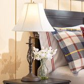 Great for the bedroom. Found it at Wayfair - Ravenwood Table Lamp