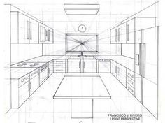 Image result for room perspective grid