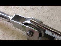Трубогиб своими руками, простой трубогиб для круглой трубы - YouTube