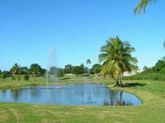 Beautiful ,Campo de Golf Club Deportivo ,Cabo Rojo