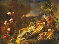 (1) Gallery.ru / Фото #8 - Цветы,подборка по разным художникам. - Lin4ik