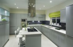 Showhouse - Portlaoise | RK Designs Farrow And Ball Paint, Detached House, New Kitchen, Contemporary, Modern, Kitchen Design, Custom Design, Layout, Interior Design