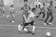 KickStart soccer program gets inner-city kids in the game. Read more @ http://issuu.com/theeastyorkmirror/docs/eyb_xe_aug29 #EastYork #Toronto #Soccer #Kids #News