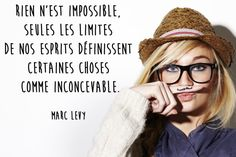Citation amour impossible de Marc Levy