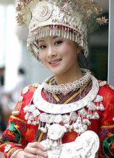 Dong Ethnic People in China