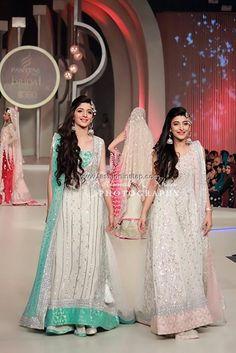 Zainab Chottani Bridal Dresses at Bridal Couture Week 2013