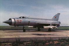 E-152P(M) - MiG supersonic 2.85M interceptor prototype 1961 Микоян, Гуревич Е-152П(М) / Surfingbird - все, что интересно тебе