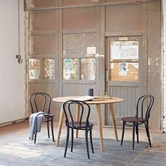 Traditional chairs, bar-stools and upholstered chairs made from bent wood as well as design novelties. Bentwood Chairs, Upholstered Chairs, Dining Chairs, Dining Room, Malm, Interior Desing, Interior Architecture, Furniture Making, Modern Furniture