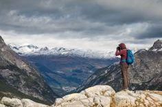 Herbstliches Gepränge am Mot Tavrü - In der Natur unterwegs Mount Everest, Mountains, Nature, Travel, Outdoor, Communities Unit, National Forest, Alps, Hiking