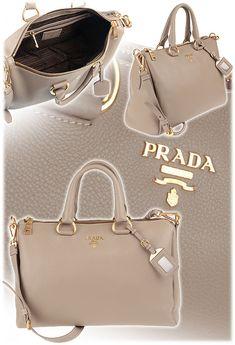 PRADA bag - leather Hand Bags Designer 55ec4d169265c