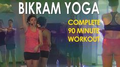 Bikram Yoga Full 90 Minute Workout with Maggie Grove