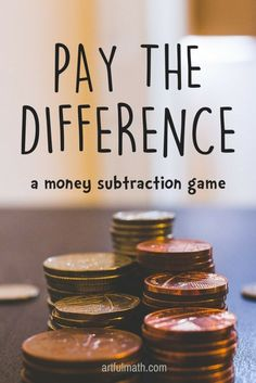 Pay the Difference: