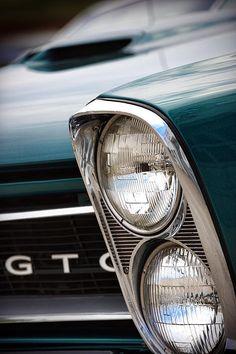 1965 Pontiac GTO - by Gordon Dean II