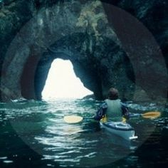 Are you down for some Ocean Kayaking? La Jolla caves are calling me. . - Cool Nature