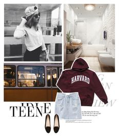 """Teen idol"" by heartsmarts ❤ liked on Polyvore featuring TACKLE, Witchery, women's clothing, women, female, woman, misses and juniors"