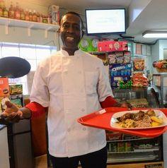 Jamaican Dishes, Jamaican Recipes, Jamaican Restaurant, James Beard Foundation, Opening A Restaurant, Hot Pepper Sauce, Peppermint Tea, Hard Work And Dedication, Best Chef