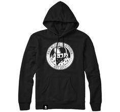 Bad Blood Clothing | Logo Hoodie- black