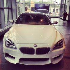 Happy ///M Monday!!! The 2014 BMW M6 Coupe! #rallyebmw #bmw #m6 #coupe #2014 #2014bmws #motorsport #msport #mstripe #mcars #mmonday #mperformance #mmodel