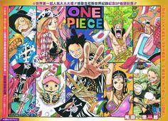One Piece Manga Kapitel 790