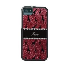 ==>>Big Save on          	Personalized name burgundy glitter giraffes iPhone 5/5S cover           	Personalized name burgundy glitter giraffes iPhone 5/5S cover you will get best price offer lowest prices or diccount couponeReview          	Personalized name burgundy glitter giraffes iPhone 5/...Cleck Hot Deals >>> http://www.zazzle.com/personalized_name_burgundy_glitter_giraffes_case-256740866675051989?rf=238627982471231924&zbar=1&tc=terrest