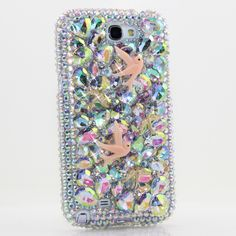 """Style 700 Bling case for all phone / device models. This Bling case can be handcrafted for Samsung Galaxy S3, S4, Note 2. The current price is $79.95 (Enter discount code: """"facebook102"""" for an additional 10% off during checkout)"""
