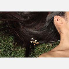 LOVE Keys Necklace Birch