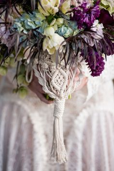 Pretty Boho Wedding Inspiration | KMH Photography | Paulina Clute Events | Bridal Musings Wedding Blog