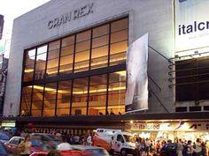 Argentina, Buenos Aires: Teatro Gran Rex