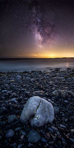 Biddeford Pool - Maine Coast - Adventurers, grab your camera and hit the road! Set up a camp, light a fire because November is cold in Maine, place your camera on a tripod and wait the sunrise. I can guarantee that you will make an awesome shot! #Maine #USA