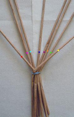Návody - POMLÁZKA :: Pletení z papíru Hanča Čápule